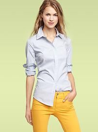 Gap Spring sale...I love how crisp and clean the yellow and white look together