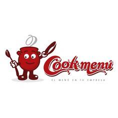 """Logo """"Cook Menú"""""""