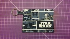 Pattern designed by AiviloCharlotte Designs. Pouch, Wallet, Coin Purses, Pattern Design, Coins, Star Wars, Stars, Shop, Handmade