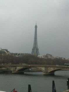Abby Green's picture of Paris and the Tour Eiffel