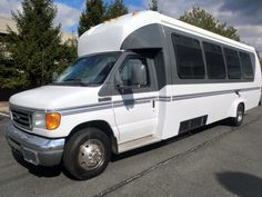 #Reconditioned #Bus #forsale 2006 #Ford #E450 Used Bus Dealership