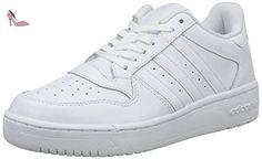 adidas M Attitude Revive, Baskets Basses Femme, Blanc (Ftwr White/Ftwr White/Ftwr White), 38 2/3 EU - Chaussures adidas (*Partner-Link)