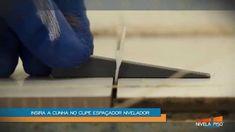 Nivela Piso - Nivelador de Piso Porcelanato (Moldimplas)