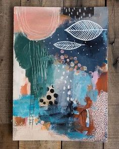 Australian Artists, Painting & Drawing, Painting Abstract, Acrylic Art Paintings, Painting Styles, Water Color Abstract, Modern Abstract Art, Underwater Painting, Modern Canvas Art
