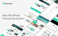 I have picked out 10 multipurpose templates from the collection of the world's leading template provider, TemplateMonster.