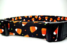 Halloween Dog Collars Dog Accessories by LittleDogsCloset on Etsy, $15.00