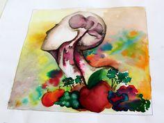 """Ipotesi iniziale: EXPO Milano 2015: nutrire il pianeta, energia per la vita. Alunna: Giada Foschi 5B a.s. 21014/15 Liceo Artistico """"Stagio Stagi"""" Pietrasanta"""