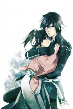 Tags: Anime, Fanart, Hakuouki Shinsengumi Kitan, Pixiv, Yukimura Chizuru