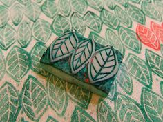 Hand carved stamp