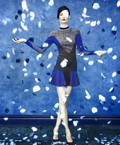 Erik Madigan Heck - The Art of Fashion, Neiman Marcus 2012