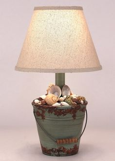 We think these lamps are simply coastal cottage perfect!