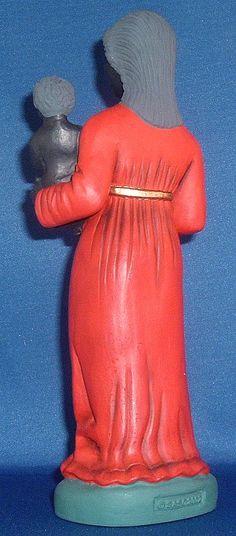 black madonna statue | Black Madonna Statue of Einseideln (Switzerland)