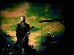 Marilyn Manson ~ Personal Jesus (Cover of Depeche Mode.  Also, I cannot stand Tim Skold.  ~Vanessa N. Moylan)