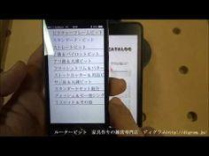 ルータービットカタログの紹介【ディグラム】 http://www.geocities.jp/himatubusi_net/router-cabinet/router_cabinet.html