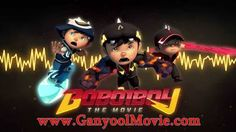 Download Film Boboiboy The Movie (2016) 720p DVDRip Full Subtitle Indonesia