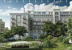 New luxury destination: Khamovniki