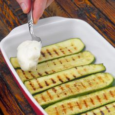 - so lecker!Zucchini-Hack-Auflauf - so lecker! Fall Recipes, Easy Dinner Recipes, Vegan Recipes, Easy Meals, Cooking Recipes, Tasty Videos, Food Videos, Creative Food, Mexican Food Recipes