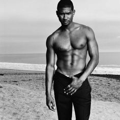 usher raymond!! :) i want him mmm