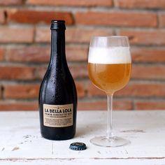La Bella Lola our Mediterranean Ale!. With a lot of Citra Hops!.