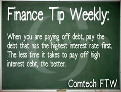 Finance Tip Weekly! Comtech FTW! http://on.fb.me/HHQAj1