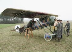 Fokker D.VIII.Not a Biplane but a fighter from WW1