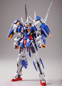 METAL BUILD 1/100 Avalanche Exia - Release Info, Box Art and Official Images - Gundam Kits Collection News and Reviews