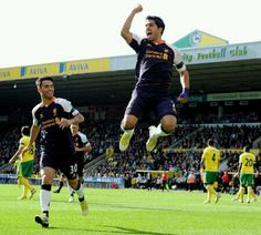 sports shoes ccee6 35b69 away days Luis suarez Liverpool Football Club, Liverpool Fc, Liverpool  Players, Carrow Road