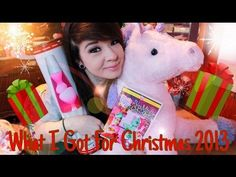 ▶ What I Got For Christmas 2013 - YouTube
