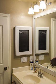 Small Bathroom Medicine Cabinets medicine cabinet makeover | in our home | pinterest | medicine