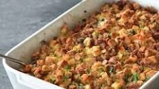 Stepped Up Stove Top Stuffing With Sausage And Veggies Recipe