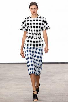 Derek Lam Spring Summer 2014 - Daily Best Fashion