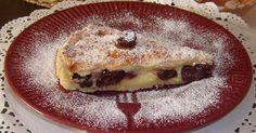 Mennyei Meggyes-vaníliakrémes amerikai pite recept! Ez a sütemény , egyszerűségében isteni finom, még tojást sem kell a tésztájába. :) Recept forrása: Chef Viki
