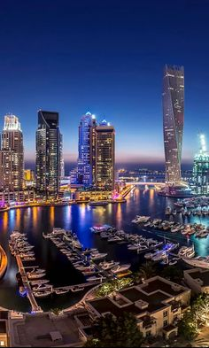 Dubai Hotel, Dubai Uae, Beautiful Places To Travel, Wonderful Places, The Future Is Now, City Lights, Night Lights, Beautiful Architecture, France Travel