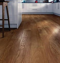 Oak flooring?