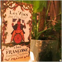 Chez Françoise - Paris