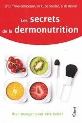 Les secrets de la dermonutrition-vuibert-9782711764099
