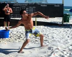 Mullet Toss at the Flora-Bama in Perdido Key (photo gallery)