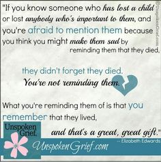 Miscarriage is a taboo subject for some reason.