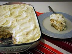 cupcakedavila: banana pudding da Magnolia Bakery