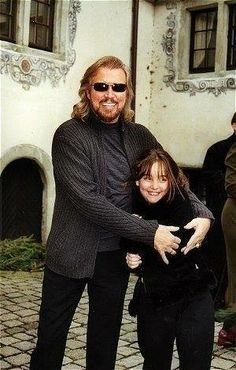 Barry and his daughter Ali