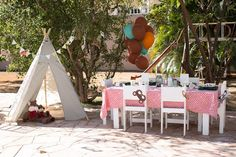 bella_fiore_decoração_festa_infantil_raposa_bosque_acampamento_laranja_azul bella_fiore_decor_kids_party_fox_wood_camping_orange_blue