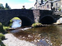 My fave place in Welsh Wales with a lovely story behind it - Bedgellert, North Wales