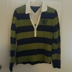 Tommy Hilfiger rugby polo Rugby Polo gently worn. In perfect condition. Tommy Hilfiger Tops Tees - Long Sleeve