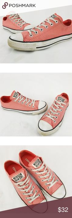 d60f78f9fd98 Converse Low Cut Textured Pink Sneakers Shoes Wome Converse Low Cut  Textured Pink Sneakers Shoes Womens