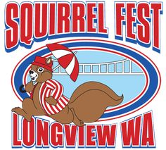 Squirrel Fest in Longview WA