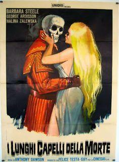 El señor de los bloguiños: Los largos cabellos de la muerte (1964) de Antonio...