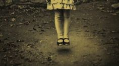Olive the floating girl character from Miss Peregrines Home for Peculiar Children written by Ransom Riggs.