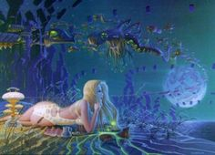 Http 2 bp Blogspot Com Cpcimvrltcs Txwisw7v ti Aaaaaaaam8a V1e3g5qcspy S1600 Sea Beauty Girl New - Fantasy, Sea, Ocean, Water, Mermaid, Pretty, Fish, Woman, Fantasy Wallper, Abstract