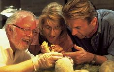 Jurassic Park Jurassic World 1 Alan Grant Jurassic Park, Jurassic Park 1993, Jurassic Park World, Elijah Wood, Forrest Gump, Robin Williams, Toy Story, Birdman, Jurassic Movies