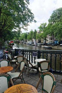 Kde se najíst v Amsterdamu/P